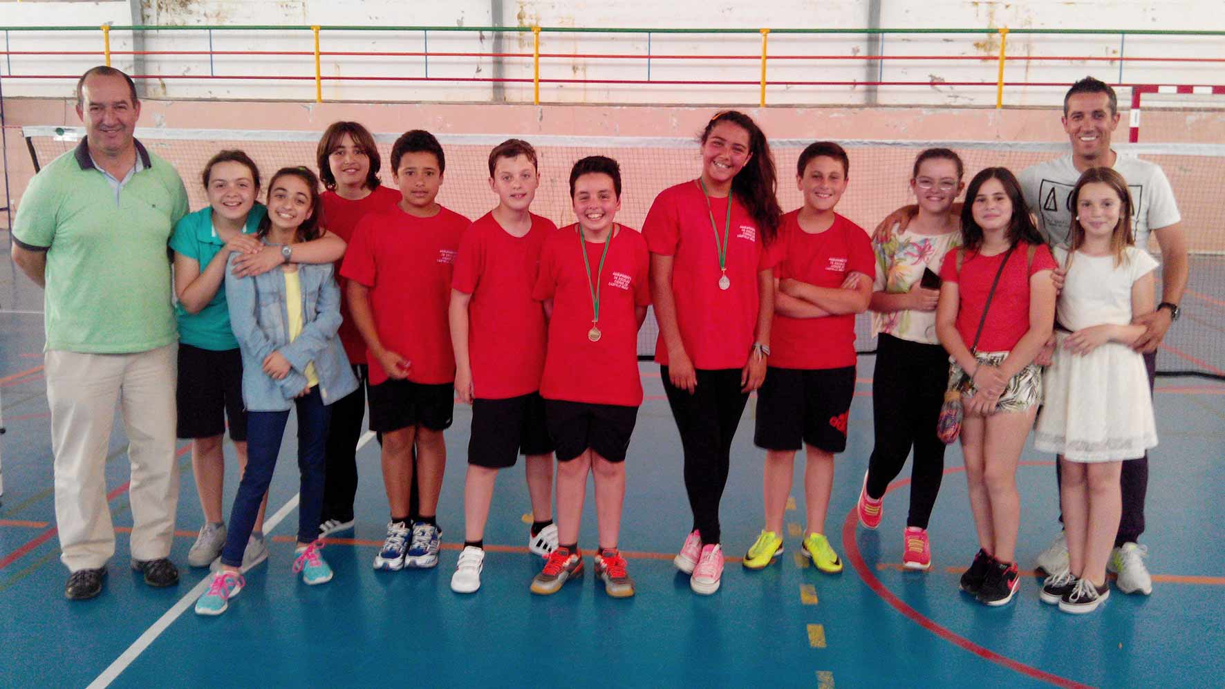 Final distrital Badminton 02